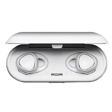 SAMSUNG 三星 三星Gear IconX無線藍牙運動耳機-爵士白