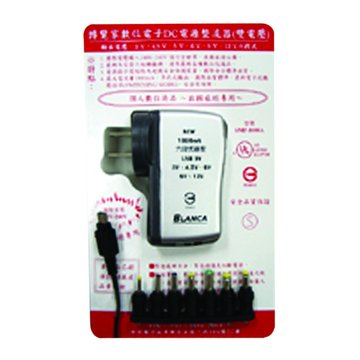 BLANCA 博覽家 SMP-1000A數位電子DC電源整流器