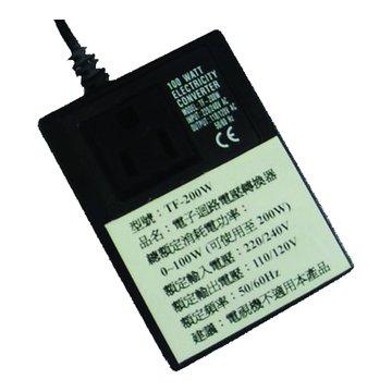 F-200W電子迴路電壓轉換器