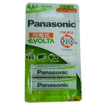 國際牌Evolta 3號充電池2入