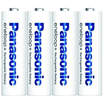 Panasonic  國際牌 低自放充電池3號*4(1900mAh)