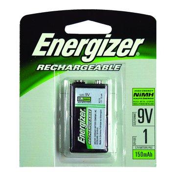 Energizer 勁量 勁量9V充電池 175mah