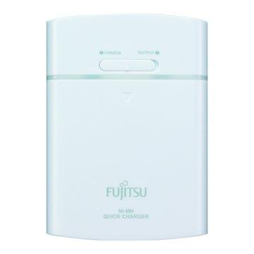 FUJITSU 富士通 富士通多功能行動電源組(附4顆)