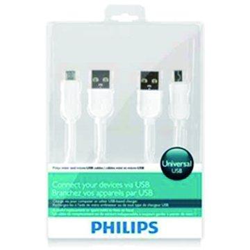 Micro USB+Mini USB 1M