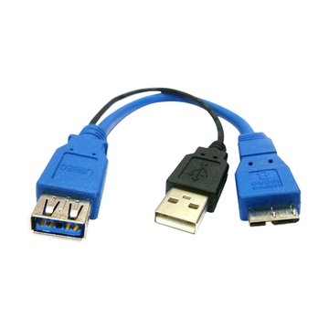 Pro-Best 柏旭佳 USB3.0 OTG 帶2.0電源