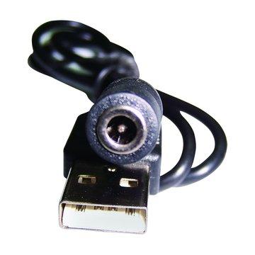 USBA公/DC3.5母 電源線50cm