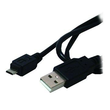 PowerSync 群加 USB A公/Micro USB公 1.8M