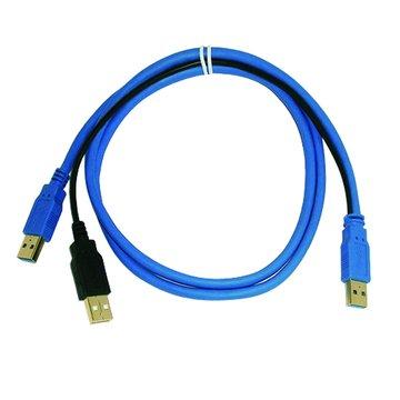 Pro-Best 柏旭佳 USB3.0 1A/2A分享線 1.2M