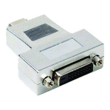 Pro-Best 柏旭佳 HDMI19F/DVI-24+1F轉接頭