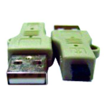 USB A公轉迷你8P轉換頭