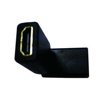 S.C.E 世淇 HDMI 母/母轉換頭(自由彎曲)
