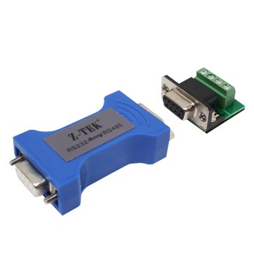 RS232/RS485 ADAPTER BLACK