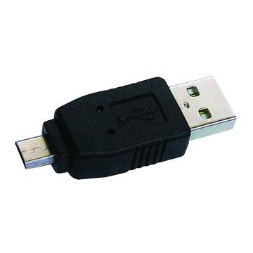 USB A公-MIRCO USB B公 轉接頭