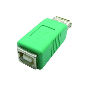 USB轉接頭A母-B母