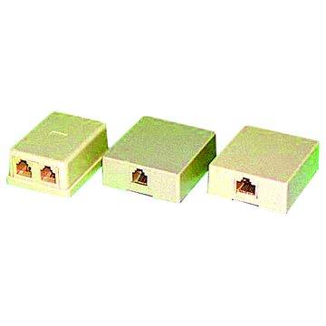 4C雙孔接線盒