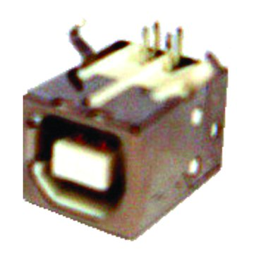 UA-4B  USB B型90度接頭