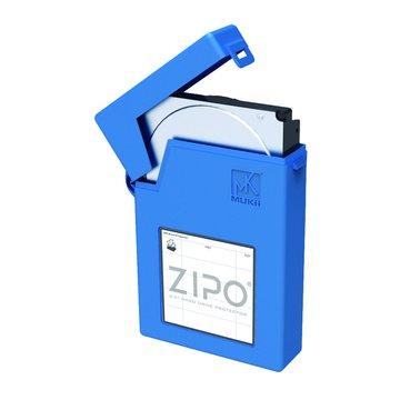3.5吋硬碟保護盒-天空藍