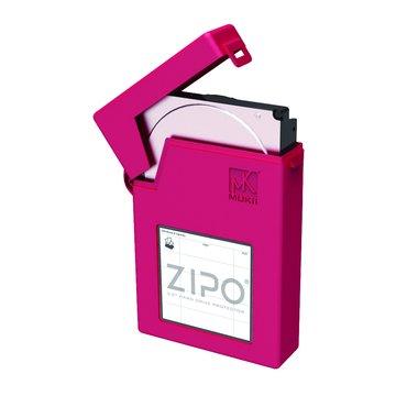 3.5吋硬碟保護盒-玫瑰粉