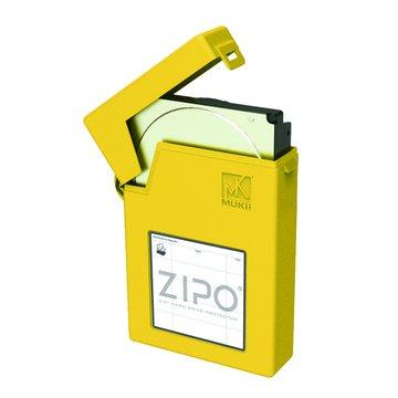 3.5吋硬碟保護盒-經典黃