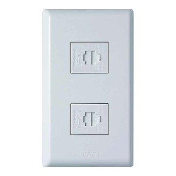 ET-42H電話雙插座