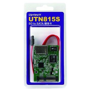 UTN815S SD to SATA 轉接卡