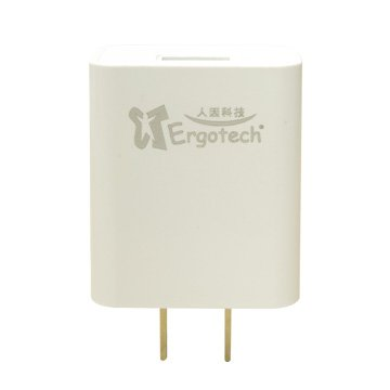 Ergotech 人因 UA5204 2A 單USB充電器