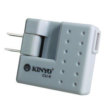 CU-6 USB家用插座充電器