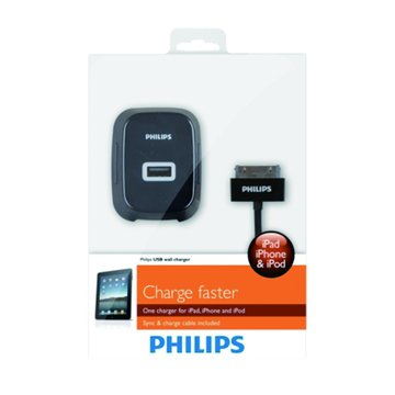 Philips Apple USB旅行用充電器(2.1A)
