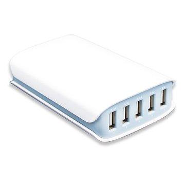 JETART 捷藝 UCA5050 五孔智慧型USB充電器