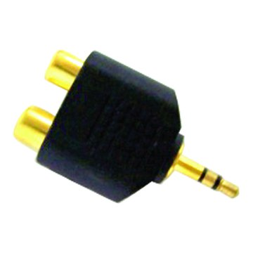 VD-70 3.5公-2R母(鍍金)