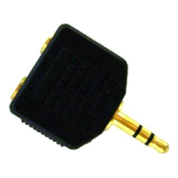 S.C.E 世淇 VD-69 3.5公-3.5母X2鍍金
