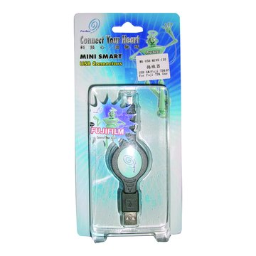 USB-AM/Fujl-TDK 4P數位相機傳輸線