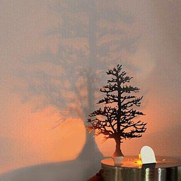 LEDUSB影子投影小夜燈