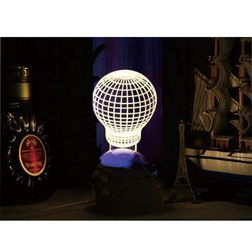 北歐3D立體USBLED創意小夜燈-燈泡