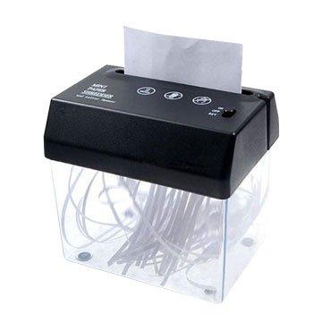 USB便攜式桌上型電動碎紙機