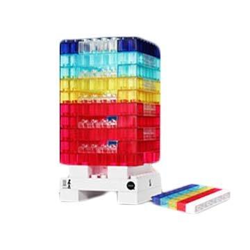 USBLED創意diy積木概念燈