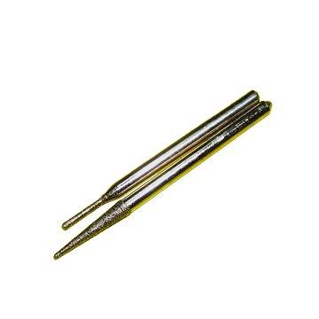 台製U鑽石磨棒二支入3.0m/m