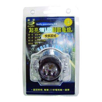 J-GUAN 晶冠 七段式腳踏車尾燈