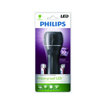 PHILIPS SFL5050/10 高防水LED手電筒