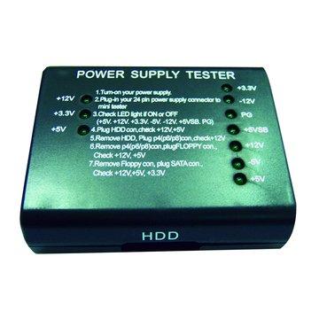 S.C.E 世淇 ATX/BTX POWER電源測試器