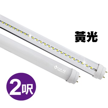 Link All  9W/2尺 640lm 修繕型LED燈管(黃光)