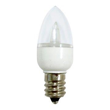 ANB228L 0.5W E12 四季光超亮LED節能燈泡-暖白光