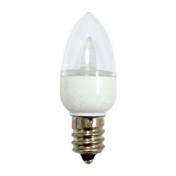 ANB228R 0.5W E12 四季光超亮LED節能燈泡-紅光