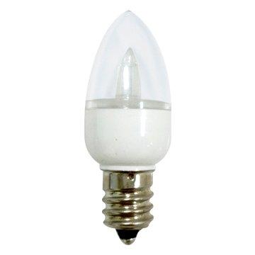 MAX STAR 太星 ANB228L 0.5W E12 四季光超亮LED節能燈泡-暖白光