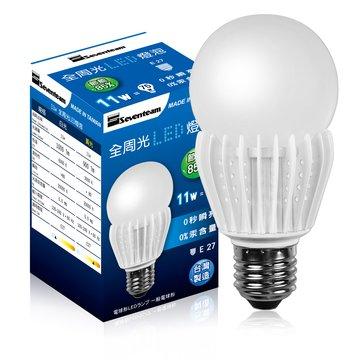 ST-L011-W1 11W全周光LED燈泡(白光)