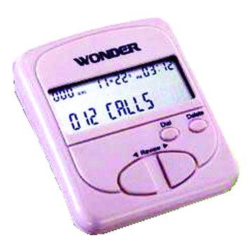 WD-208 旺德電話來電顯示盒