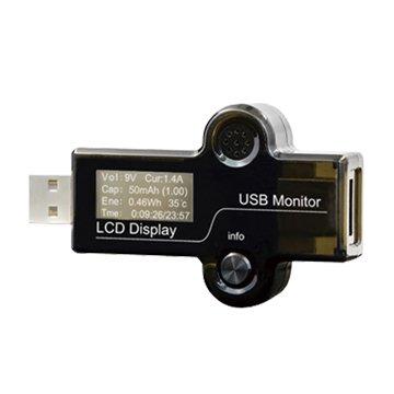 GALILEO 伽利略 USB 快充 電流/電壓檢測器