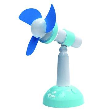 F003 藍色/USB桌上型風扇