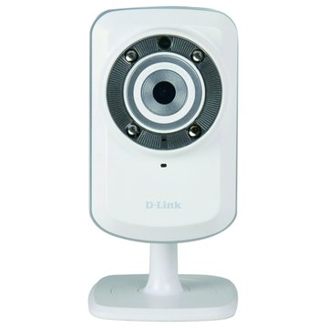 DCS-932L Wireless N夜視型無線網路攝影機