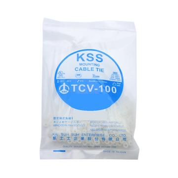 TCV-100鎖式紮線(100PCS)